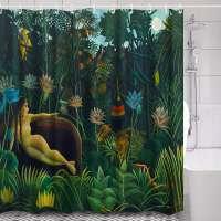 INVIN ART Bathroom Shower Curtain