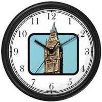 Tower of Parliament Clock