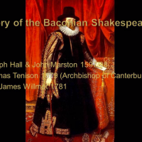 Is Sir Francis Bacon Shakespeare?