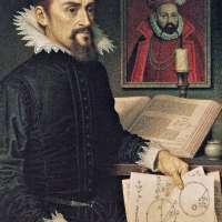 Johannes Kepler Astronomer Poster Print