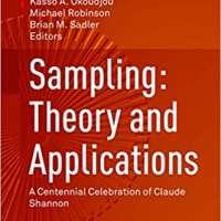 Sampling: Theory and Applications