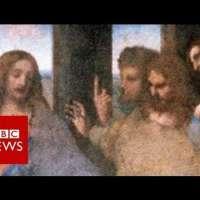 The da Vinci puzzle: Restoring The Last Supper
