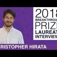 Christopher Hirata: 2018 New Horizons in Physics laureate