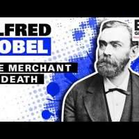 Alfred Nobel: The Merchant of Death