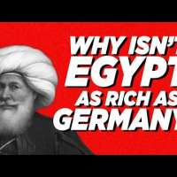Why Isn't Egypt As Rich As Germany?