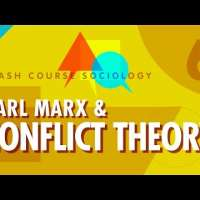 Karl Marx & Conflict Theory: Crash Course Sociology