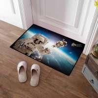 Outer Space Outdoor Door Mat
