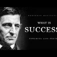 What is Success? - Ralph Waldo Emerson