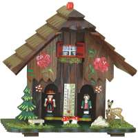 German Black Forest Weather House