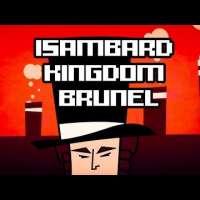 Isambard Kingdom Brunel : animated music video