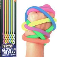 Stretchy Calming Noodle Autism Toys