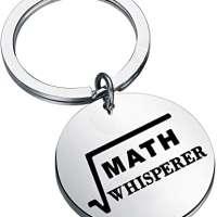 Mathematical Formula Keychain