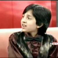 Kishan - World's Youngest Film Director on IBN7