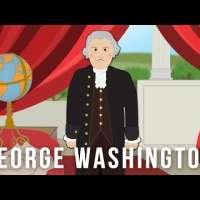 George Washington (1732-1799) President of the USA