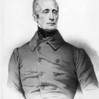 Alphonse De Lamartine Lithograph