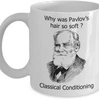 Why Was Pavlov's Hair So Soft? Mug
