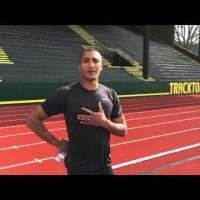 Ashton's 400m Workout