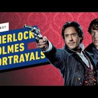 10 Best Sherlock Holmes Portrayals