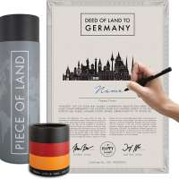Piece of Land - Unique Gift from GERMANY