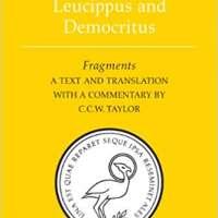 The Atomists: Leucippus and Democritus