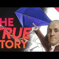 The SHOCKING Truth About Ben Franklin and the Kite