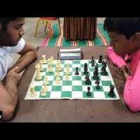 Arjun Erigaisi vs Praggnanandhaa | No-castling Chess