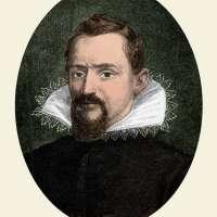 Johannes Kepler Poster Print