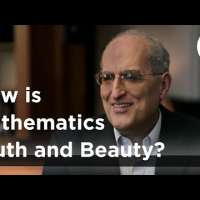 Edward Witten - How is Mathematics Truth and Beauty?