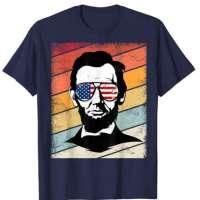 Vintage Abraham Lincoln T-Shirt