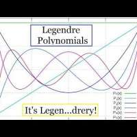Legendre polynomials