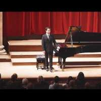 Ariel Lanyi plays Schubert Piano Sonata in D major, D850