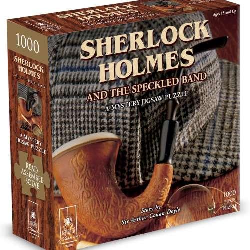 Sherlock Holmes Jigsaw Puzzle
