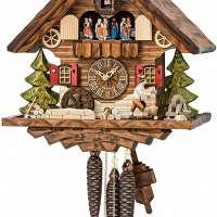 Kammerer Uhren Hekas Cuckoo Clock