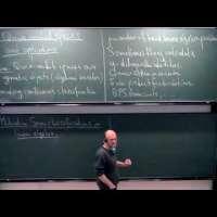 Felix Klein Lectures 2020: Quiver moduli and applications, Markus Reineke (Bochum), Lecture 1