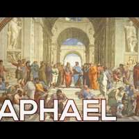 Raphael: A collection of 168 paintings