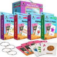 Star Right Flash Cards Set of 4