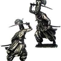 Janissary Officer Tin Metal Figure