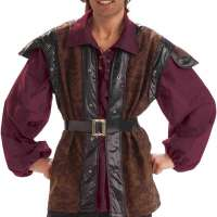 Medieval Mercenary Deluxe Costume