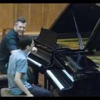 Thomas Adès masterclass: Ariel Lanyi plays Ravel La valse