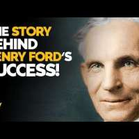 How HENRY FORD Created His Business EMPIRE!