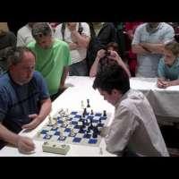Ilya Smirin v. Illya Nyzhnyk, World Open Chess Tournament 2014, Blitz Tiebreak