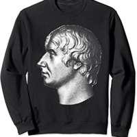 Admiral Horatio Nelson Sweatshirt