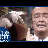 Salvador Dali on Anteaters and Moustaches | The Dick Cavett Show
