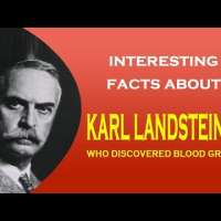 Interesting facts about Karl Landsteiner who discovered blood groups