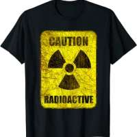 Nuclear Warning Sign T-Shirt