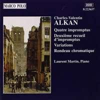 Alkan: Quatre Impromptus, Op. 32