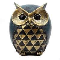 Leekung Owl Statue