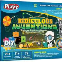 Playz Ridiculous Inventions Science Kits for Kids