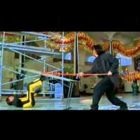 Jackie Chan Famous Ladder Fight Scene (First Strike)