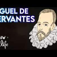 STORY of MIGUEL CERVANTES | Draw My Life